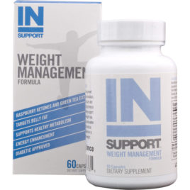 Inbalance Health Supplements INSupport Weight Management – 60 Capsules