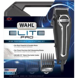 Wahl Elite Pro High Performance Haircutting Kit, 20 pc