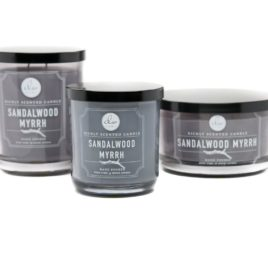 DW Home Sandalwood Myrrh Candle