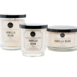 DW Home Candles Vanilla Bean