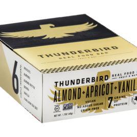Thunderbird Bars Almond Apricot Vanilla