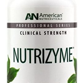 American Nutriceuticals NUTRIZYME 335 MG 450 Tabs