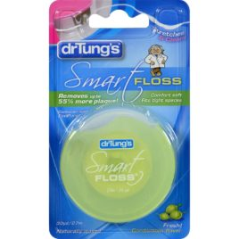 Dr. Tungs Smart Floss – 30 Yards – Case of 6